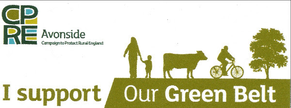 I support our green belt