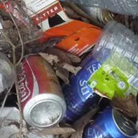 Litter and fly-tipping