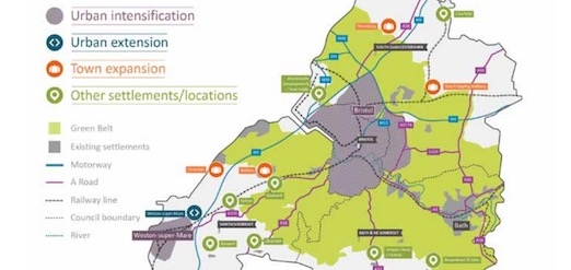 Response to the consultations on the future housing and transport in the West of England