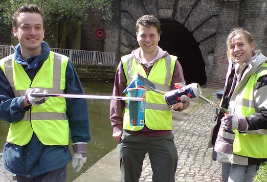 CPRE Avonside launches Community Litter Warden Scheme to tackle litter problem in Bristol