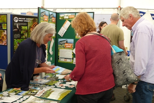 CPRE Avonside at the Bristol Festival of Nature