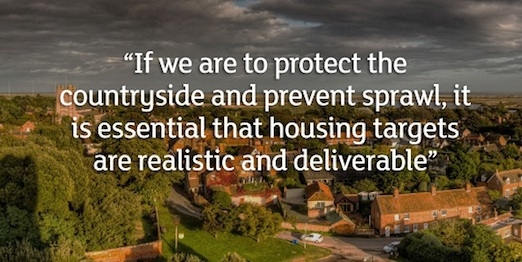 Better for the countryside and housing? Latest on the Housing White Paper